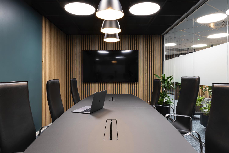 Kontor møterom